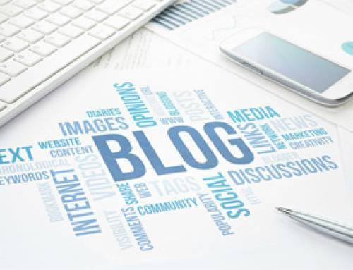 Utilisez un Blog pour le référencement