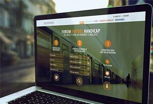 outil création site web